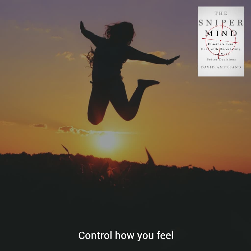 Control how you feel