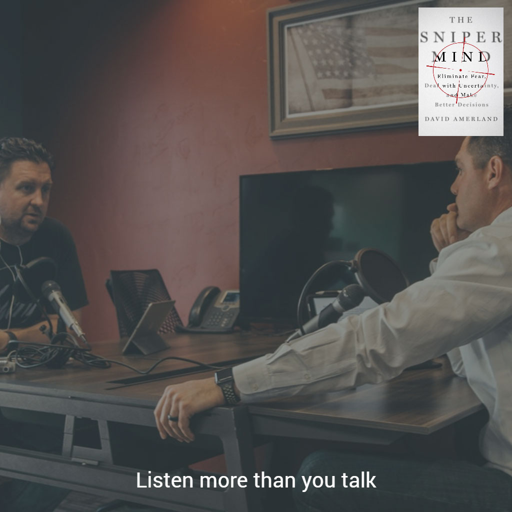 Listening is vital aspect of communication.