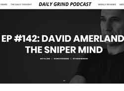Daily Grind Podcast with David Amerland