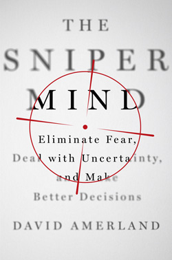 The Sniper Mind on Amazon